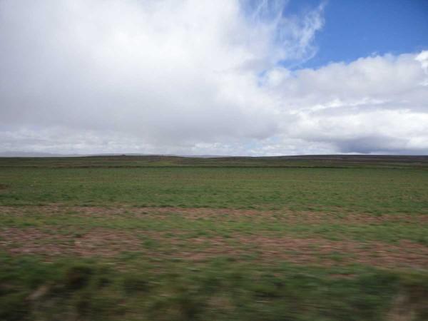 Llanura entre Lidón y Escorihuela
